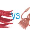 「タコ VS イカ」勝手に五番勝負