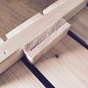 【DIY】すのこバステーブルを改造する