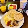 JWマリオット・サンフランシスコ・ユニオンスクエア⑤ エグゼクティブ・ラウンジ(朝食)