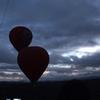 令和の初日に、気球に乗ってふわふわしてきた