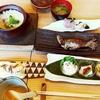 魚菜 由良 2号店@大井町(ランチ(焼き魚膳(イワシ西京焼き)))