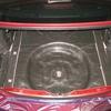 アテンザのロードノイズ防音対策・リアタイヤハウス・ラゲッジ防音