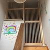 猫を室内で飼うための対策 ~脱走防止の扉をDIYで安く作る方法 スライドロックと取っ手作成版~