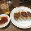 亀戸ぎょうざで餃子とチャーハン(錦糸町)
