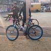 天気が良いので 自転車にて朝練