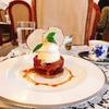 「冷製タルトタタン」コーヒーパーラーヒルトップ(山の上ホテル)実食レポート