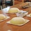 レッスンのチーズドームケーキ