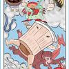 猿蟹合戦 因果応報の物語 日本昔話タロット