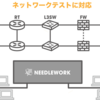 NEEDLEWORKにネットワークテスト自動化機能を追加しました
