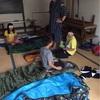 舎営キャンプ2日目