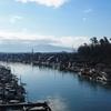 「おおの大橋」からの風景
