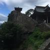 松尾芭蕉ゆかりの土地、立石寺にデートして来ましたよ