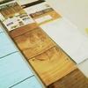 ブログやSNSの写真に悩まない!100円ショップで揃う『物撮りシート』を作ってみた。