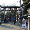 鷲宮神社に初詣