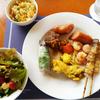 「ハイアットリージェンシー大阪」の「ベトナム料理バイキング」