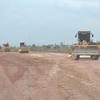 Vientiane Times 高速道路一号線建設の用地補償問題
