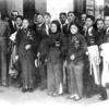 ベルリンオリンピックの国術代表団