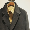SOMERSET COVERT CLOTH  COAT~松屋銀座~