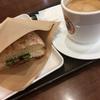 熱々ホットサンドモーニング@サンマルクカフェ イオンモール札幌発寒店