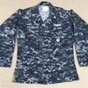 アメリカの軍服  海軍迷彩戦闘服(ブルータイプ)とは?  0069    🇺🇸