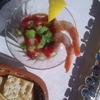 メキシコ料理・超簡単なコクテル・デ・カマロネス(エビのカクテル)