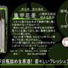 【木曜日の季節物】亀甲花菱 上槽即日瓶詰純米原酒【FUKA🍶YO-I】