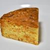 西荻窪の「カナム」で米粉のいちじくケーキ、米粉のキャロットケーキ、バナナシナモンケーキ。