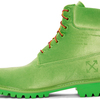 【SALE】Off-White X Timberland  6 Inch Textile ブーツ  最大 50%OFF