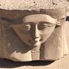 エジプトにやってきました。  ❹  ハトホル神殿      ルクソール神殿