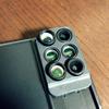 コレはもうカメラだ。MOMAX 6in1 iPhone Xカメラレンズ