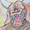 トラウマ必至の神作画。 『ゲゲゲの鬼太郎』第二十二話「暴走!!最恐妖怪牛鬼」