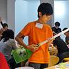 2月25日 MESHワークショップを開催「身の回りのものが大変身!?いっしょに音で遊んでみよう!」
