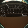Mac USキーボードの(•)中黒を見つけるのが大変だった!