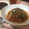 お肉と野菜たっぷり!ナスの「ボロネーゼ」