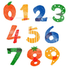 おはじきで数を学ぶ