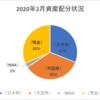 【資産状況】【配当金の軌跡】2020年2月の総資産は325万円