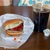モスバーガーの500円の朝モス