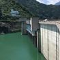 大井川のダムをはしご