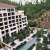 ◆穴場のトロピカルシティ◆丘の上のリゾートホテル◆ルメリディアン厦門◆クラブルーム~朝食会場◆