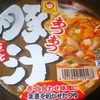 [21/02/19]マルちゃん あつあつ 豚汁うどん 98+税円(かねひで)