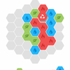 3色のエレメントを集める新感覚のパズルゲーム「favo!」で遊んでみた