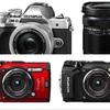 今年OLYMPUSから発売されるカメラ