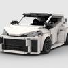 【レゴ自作】トヨタのGRヤリスを作ってみた