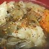 寒い夜はお野菜たっぷりでモチモチのすいとんを食べて、ぽかぽかになろう!