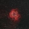NGC2237:いっかくじゅう座の散光星雲