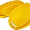 一人暮らしにおすすめ お皿になる レンジでパスタ 電子レンジ調理用品 パスタメーカー PS-G697