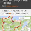 BRM921近畿600km神戸 Granfondo.Stage.4 兵庫山脈縦走 準備編
