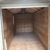 物置小屋を作る②:内壁とクッションフロアを貼る