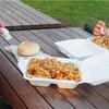 食事会は公園で〜夜でも明るい夏カナダ【ポルトガル料理店Rotisserie Romados】