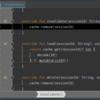 IntelliJ IDEA2017.2でパンくずリストをエディタの上部に表示する